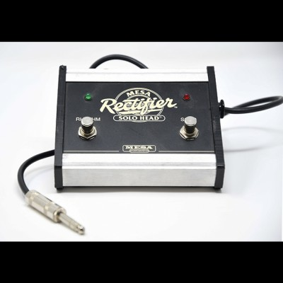 Mesa Boogie Rectifier Solo Head Switch