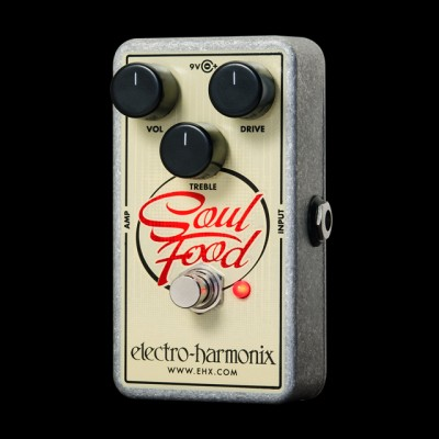 EHX - Soul Food, Distortion, Fuzz, Overdrive