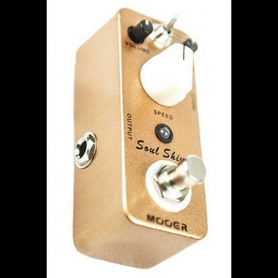 Mooer Soul Shiver, Multi Modulation Pedal