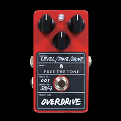 Free The Tone, SOV-2 Custom Shop Overdrive