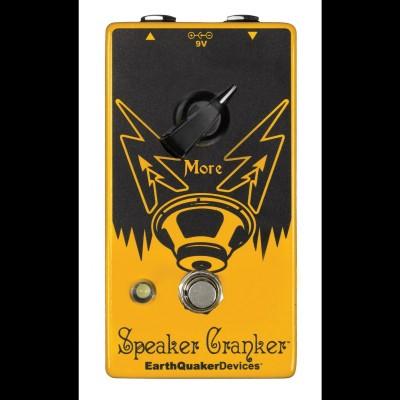 Earthquaker Speaker Cranker, Overdrive V2