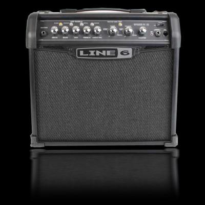 Line 6 Spider IV 15 Watt Combo Amplifier