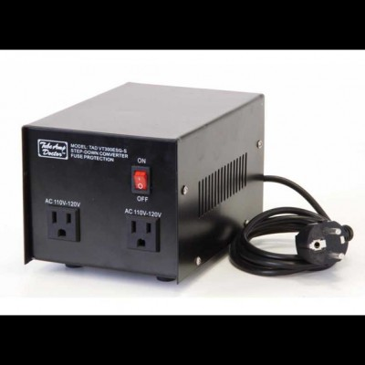 Stepdown transformer with enclosure 300VA