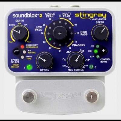 Source Audio Soundblox®2 Stingray Multi-Filter