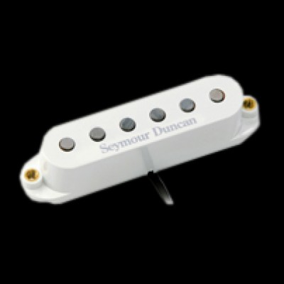 Seymour Duncan STK-S4M Classic Stack Plus  for Middle (White)