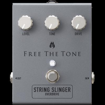 Free The Tone SS-1V String Slinger Overdrive