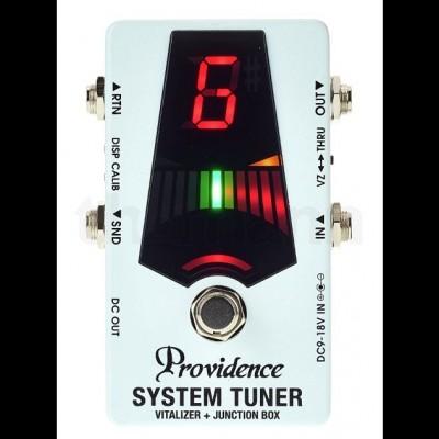 Providence System Tuner STV-1JB (White)