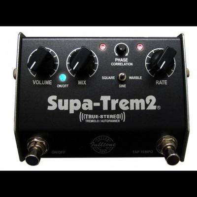 Fulltone Supa-Trem2 Stereo Tremolo - Auto-Panner