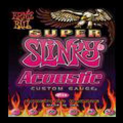 Ernie Ball Acoustic Slinky Strings 80/20