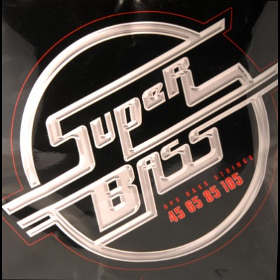 Super Bass NPS Bass Strings 45-105