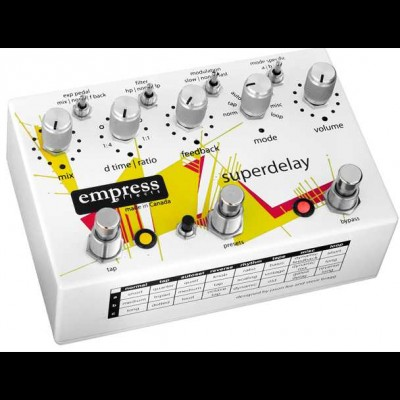 Empress Effects Superdelay