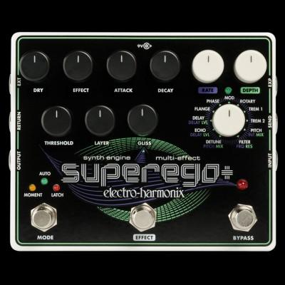 Electro Harmonix Superego+ Plus Synth Engine