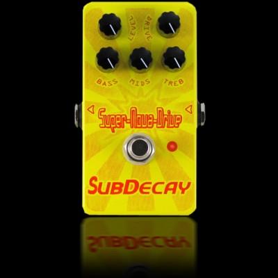 Subdecay Super Nova Drive - Overdrive