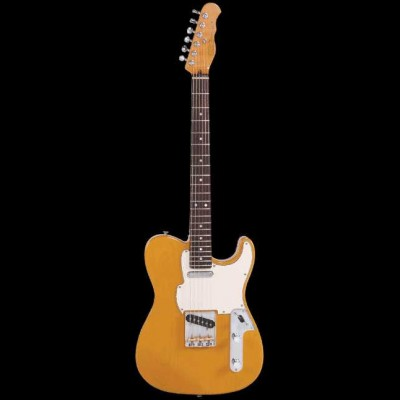 Fret King Super T Country Squire, Butterscotch