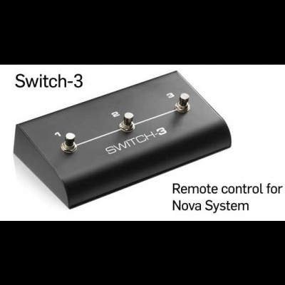 Tc Electronic G Switch 3 Remote Control For Nova System