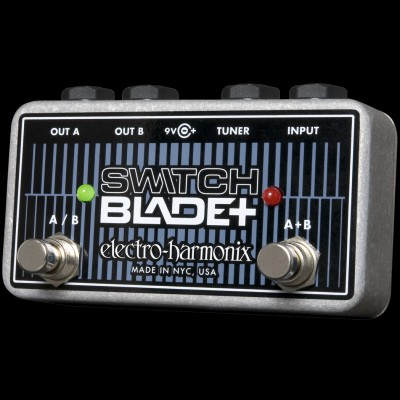 Electro Harmonix Switchblade Plus, Channel Selector