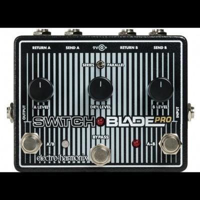 Electro Harmonix Switchblade Pro Deluxe Switching Box