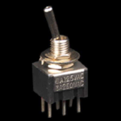 STM-1P - DPDT Mini Toggle Switch
