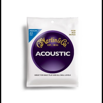 80/20 Bronze Acoustic Medium 13-56 M150