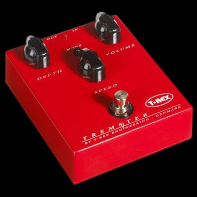 T-Rex Tremster Classic Tremolo Pedal