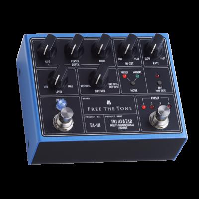 Free The Tone TRI AVATAR Chorus Pedal TA-1H