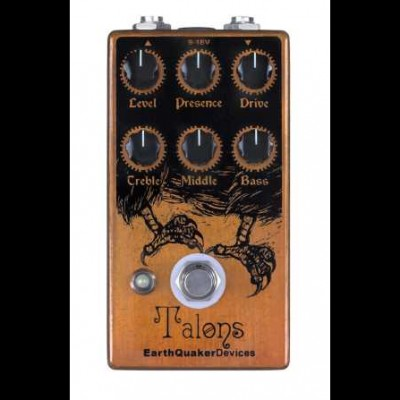 EarthQuaker Talons – Overdrive