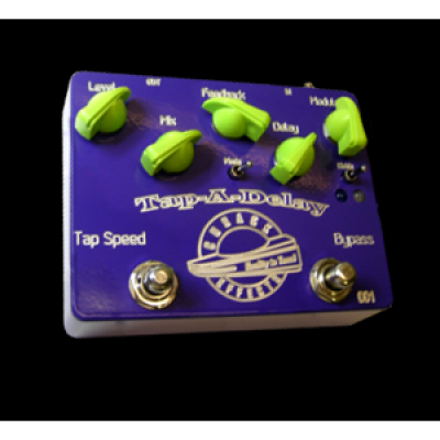 Cusack Tap A Delay pedal