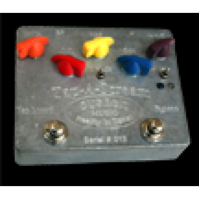 Cusack Tap A Scream pedal
