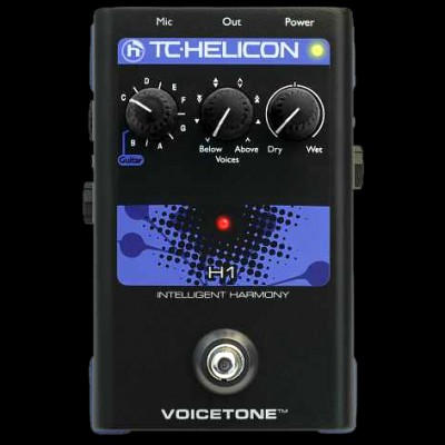 Helicon VoiceTone H1 Intelligent Harmony vocal effects