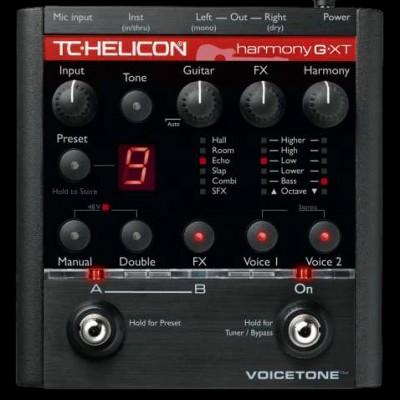 Helicon VoiceTone Harmony GXT