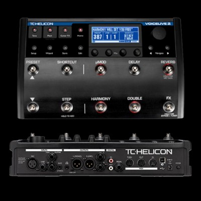 Helicon Voice Live 2 vocal processor