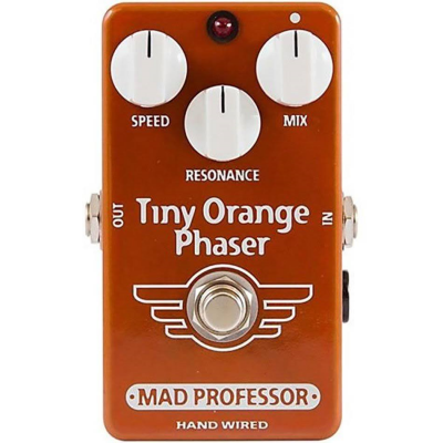 Mad professor Tiny Orange Phaser - Hand Wired