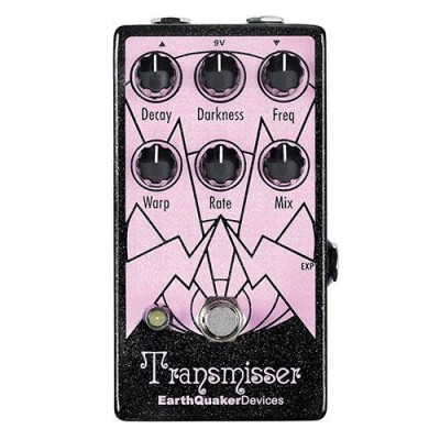 Earthquaker Transmisser - Reverb
