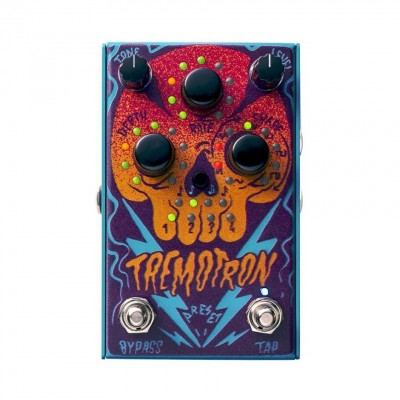 Stone Deaf Tremotron Digitally Controlled Analogue Tremolo Pedal