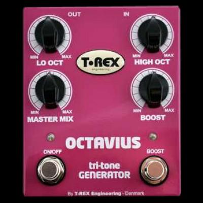 T-Rex Octavious effects pedal