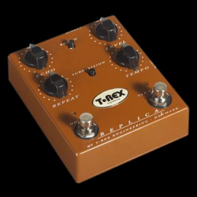 T-Rex Replica Digital Delay Pedal