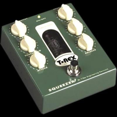 T-Rex Squeezer - Tube Driven Compressor