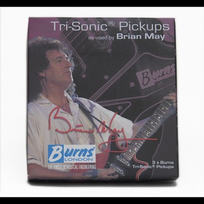 Burns Brian May-Tri-Sonic