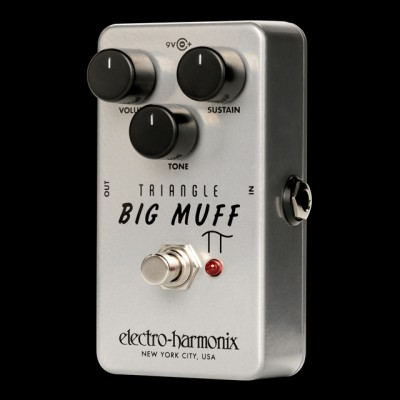 Electro Harmonix Triangle Big Muff Pi - Distortion/Sustainer