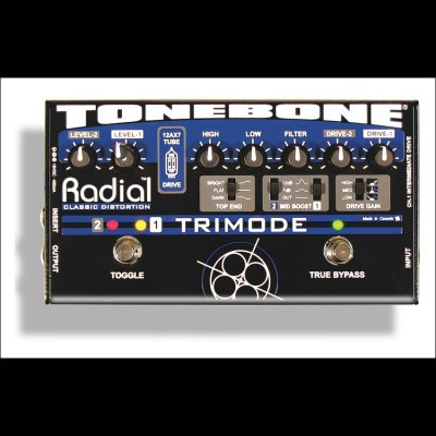 Radial Tonebone TriMode 12AX7 Tube Distortion