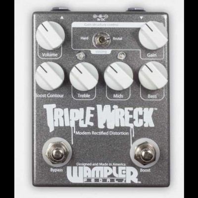 Triple Wreck Distortion