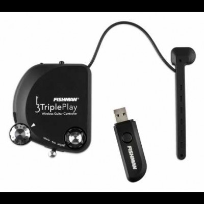 Fishman Tripleplay Wireless Guitar Midi Controller