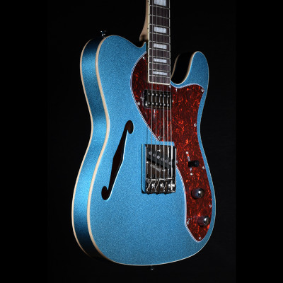 Revelation TSS Guitar (Short Scale) Lake Blue