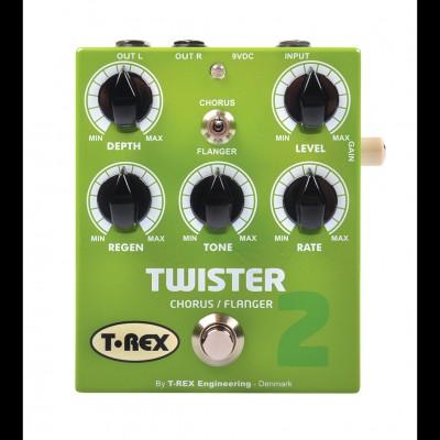 T-Rex Twister 2 Stereo Chorus & Flanger