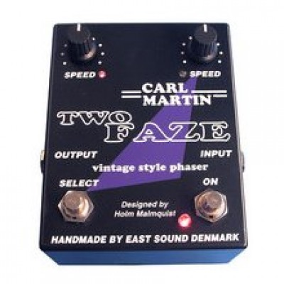 Carl martin Two Faze Phaser Pedal