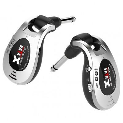 Xvive Wireless Guitar System - Silver XU2