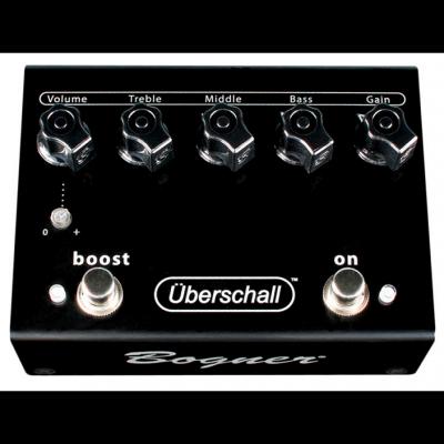 Bogner Uberschall - Distortion Pedal
