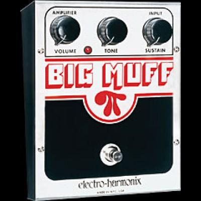 Electro Harmonix Big Muff Pi Distortion Sustainer, Fuzz