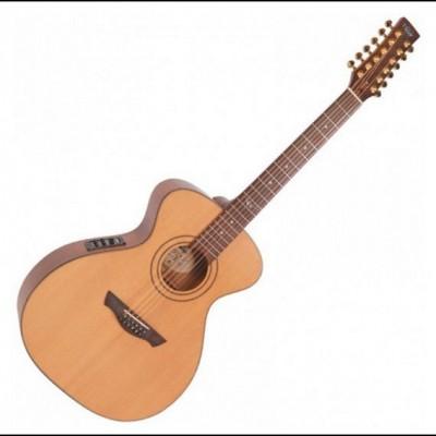 Vintage VE2000GG-12 Gordon Giltrap Electro Acoustic (Natura