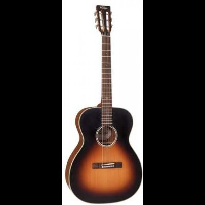 Vintage Historic Series VE440 Electro Acoustic Guitar